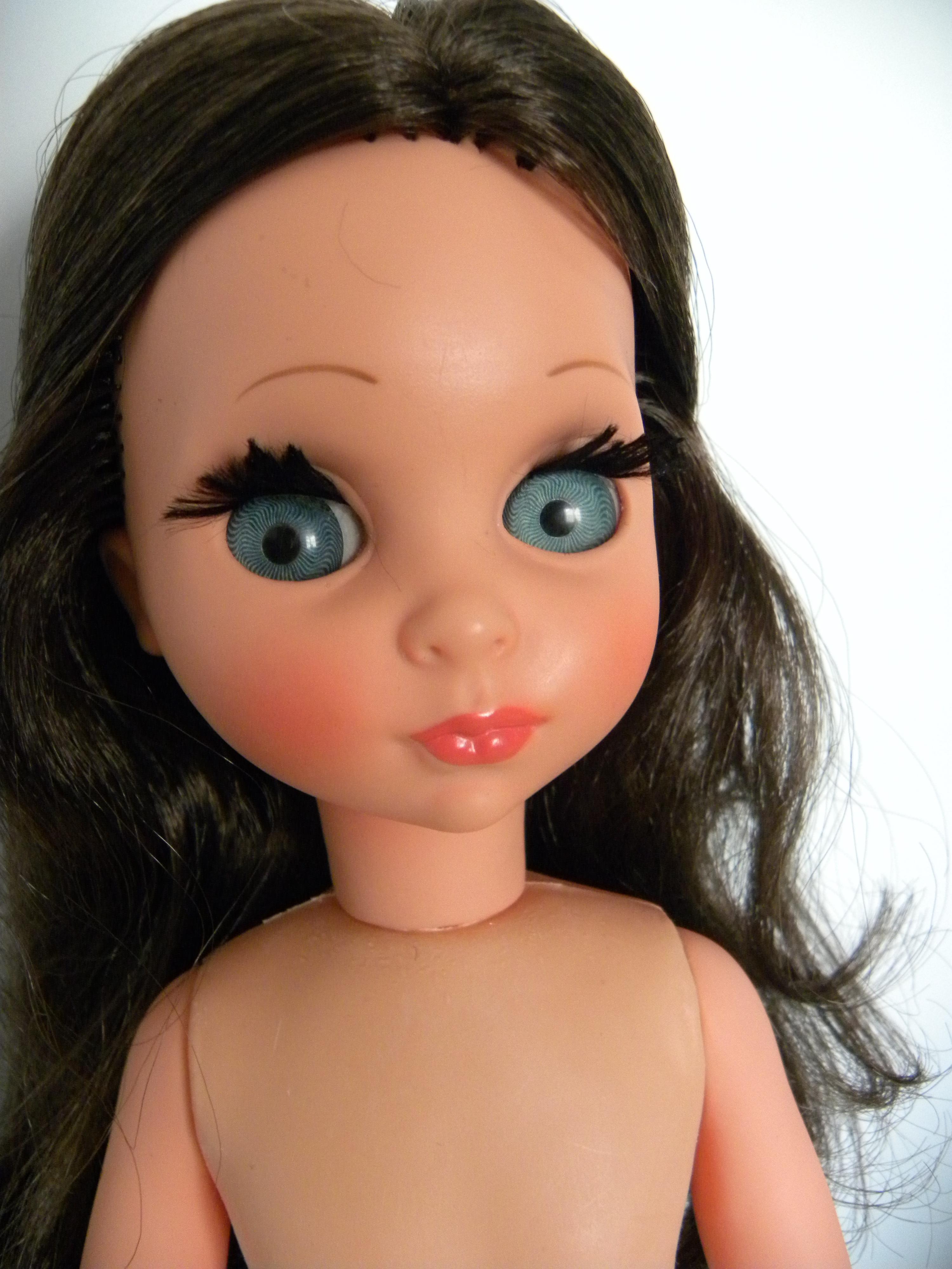 Help My Furga Girls Need New Eyelashes Matilda Pink