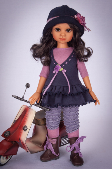 Talita by Berdine Creedy, shop exclusive at Fabric Friends and Dolls