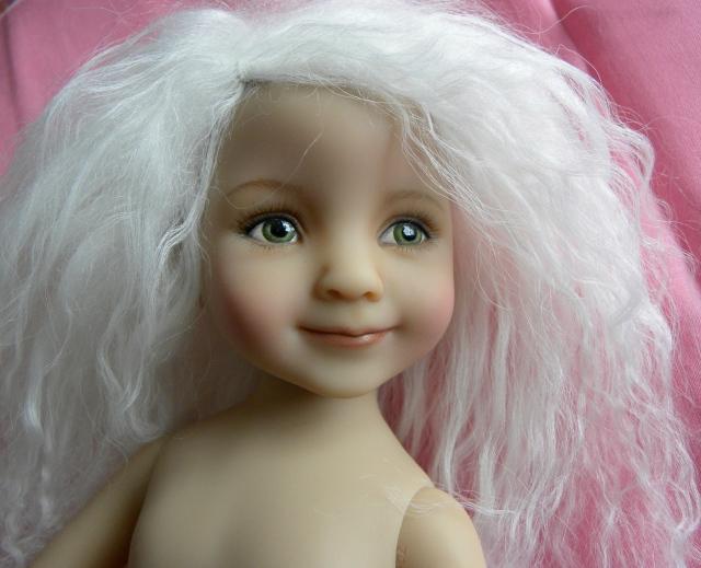White wig